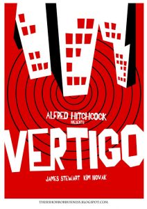 vertigoposter de motion graphics