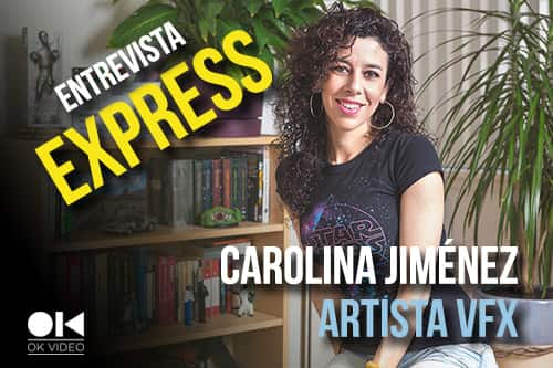 Entrevista express a Carolina Jiménez García